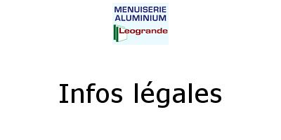 Infos légales